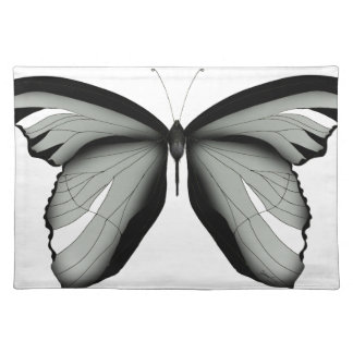 Western Hill Sage Butterfly Placemat