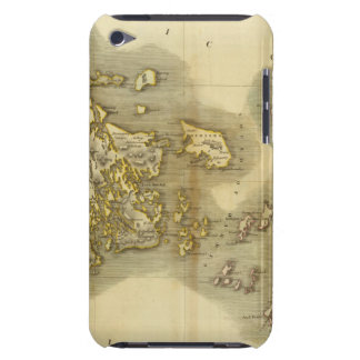 Western Isles Middle iPod Touch Cases