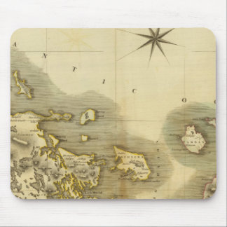 Western Isles Middle Mouse Pad