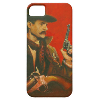 Western Lawman iPhone 5 Case-Mate Barely There
