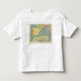 Western Mediterranean Toddler T-Shirt