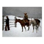Western Nostalgia Post Cards