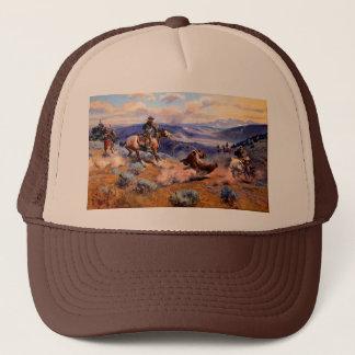 Western Nostalgia Trucker Hat