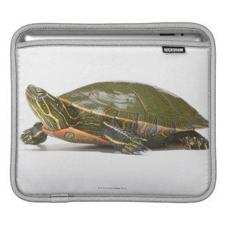 Western painted turtle (Chrysemys picta bellii), iPad Sleeve