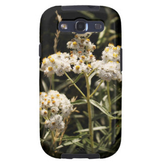 Western Pearly Everlasting Wildflower Samsung Galaxy SIII Covers