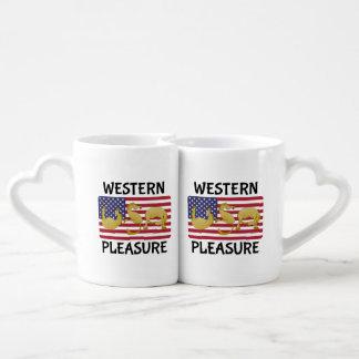 Western Pleasure Horse Lovers Mug