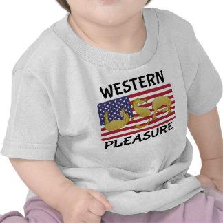 Western Pleasure Horse USA T Shirts