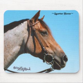 Western Quarter Horse Mousepad