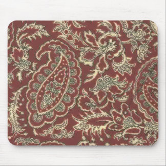 Western Ranch Paisley Mousepad