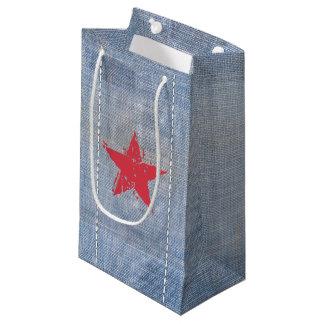 Western Roundup Star Gift Bag-Small Small Gift Bag