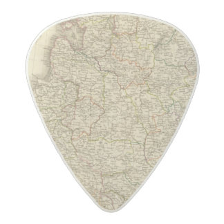 Western Russia, Poland Acetal Guitar Pick
