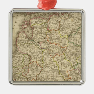 Western Russia, Poland Christmas Ornament