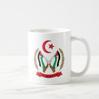 Western Sahara Coat of Arms detail Basic White Mug
