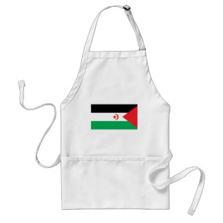 Western Sahara Flag Aprons