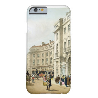 Western side of John Nash's extended Regent Circus Barely There iPhone 6 Case