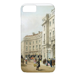 Western side of John Nash's extended Regent Circus iPhone 8/7 Case