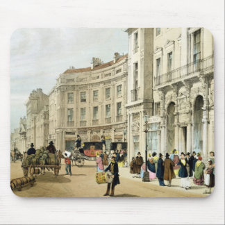 Western side of John Nash's extended Regent Circus Mouse Mat