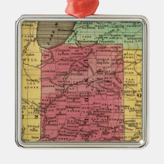 Western States 2 Christmas Ornament