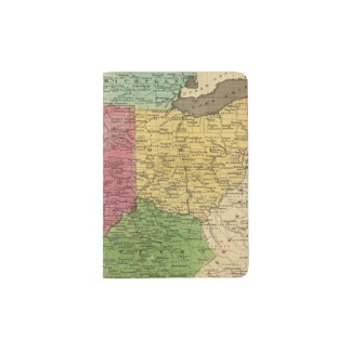 Western States 2 Passport Holder