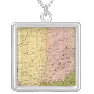 Western States Silver Plated Necklace