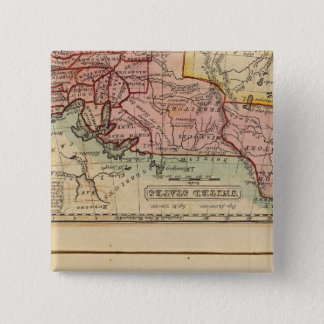 Western States, United States 15 Cm Square Badge
