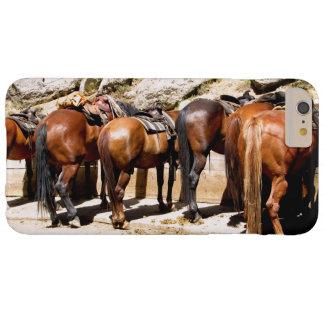 Western Trail Horse iPhone Case