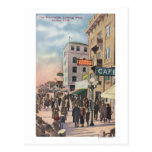 Western View of the Promenade Postcards