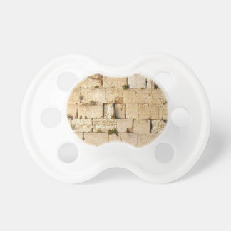 Western Wall Baby Baby Pacifier