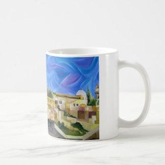 Western Wall Basic White Mug