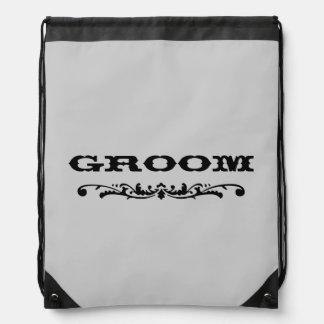 Western Wedding | Groom Cinch Bag