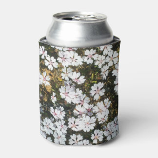 Western White Wildflower Can Cooler