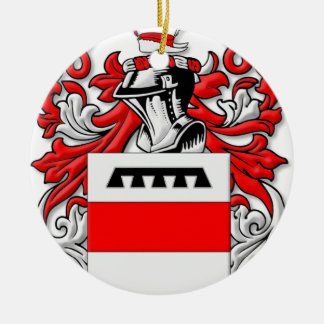 Westfall Coat of Arms Ornaments