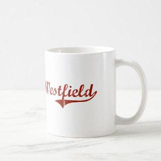 Westfield Indiana Classic Design Basic White Mug