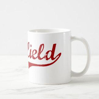 Westfield Massachusetts Classic Design Basic White Mug