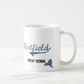 Westfield New York City Classic Basic White Mug