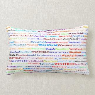 Westfield Text Design II Lumbar Pillow Cushions