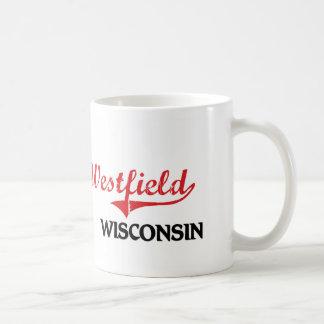 Westfield Wisconsin City Classic Basic White Mug