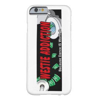 Westie Addiction iPhone Case