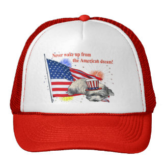 Westie – American Dream Trucker Hats
