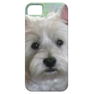 WESTIE BARELY THERE iPhone 5 CASE
