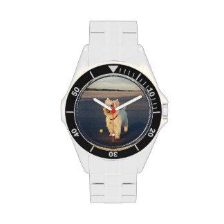Westie Beach Wristwatch