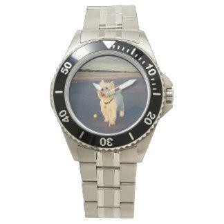 Westie Beach Wrist Watches