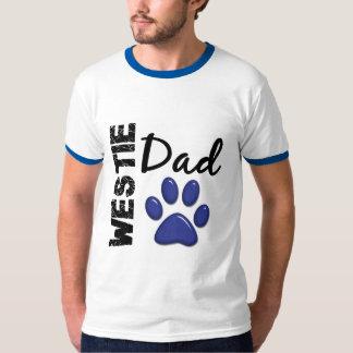 Westie Dad 2 T-Shirt