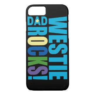 WESTIE DAD ROCKS! iPhone 7 CASE