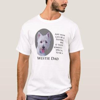 Westie Dad Shirt
