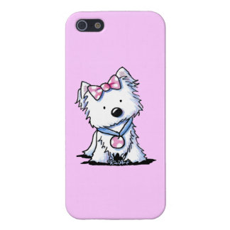 Westie Dot iPhone Case iPhone 5/5S Covers
