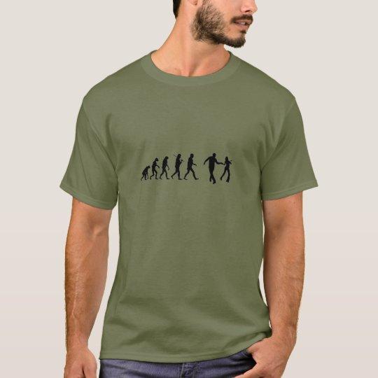 Westie Evolution T Shirt
