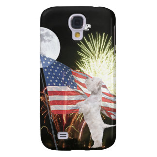 Westie ® for 3G/3GS Galaxy S4 Case