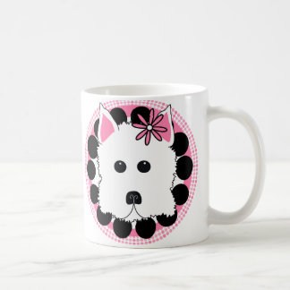 Westie Girl Coffee Mug