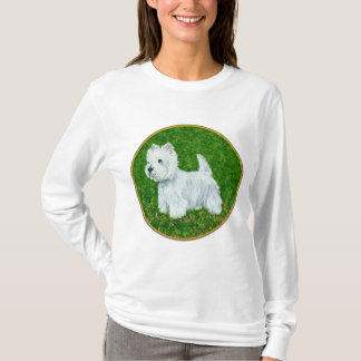 Westie Greengrass T-Shirt